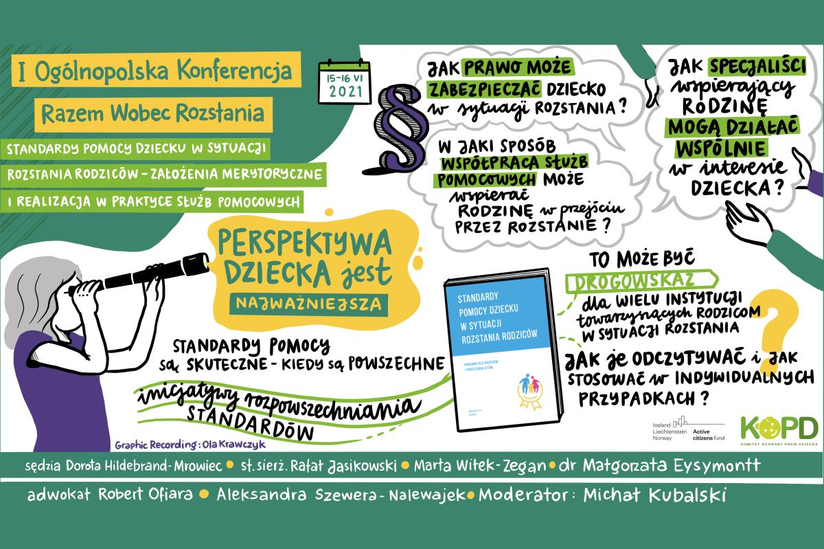 Sesja Plenarna Standardy Pomocy Dziecku